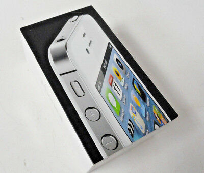 iphone 4 white 8gb box and quick start guide only manual 6 99 rh picclick com iPhone 4 Glass iPhone Glass