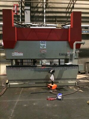 2012 Accurpress Accell 538512 Press Brake (#1910)