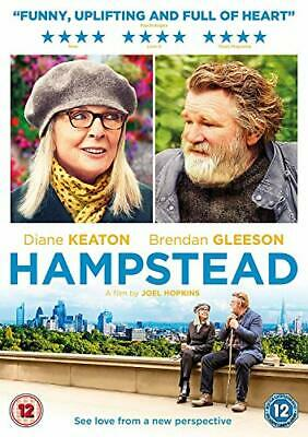 Hampstead [DVD] [2017] - DVD  7PVG The Cheap Fast Free Post