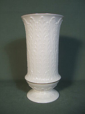 Large Lenox Vase With Gold Trim Made In U.s.a.
