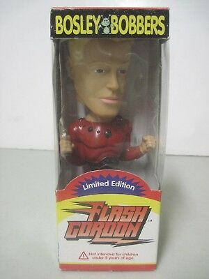 Flash Gordon Bosley Bobbers Bobblehead 2002 Limited Edition