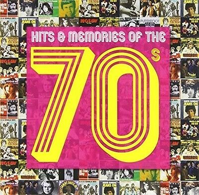 Various Artists - Hits & Memories of the 70's / Various [New CD] Australia - Imp