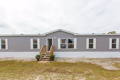 2019  NATIONAL 4BR/2BA 28x72 MOBILE HOME-ALL WINDZONES- ALL FLORIDA