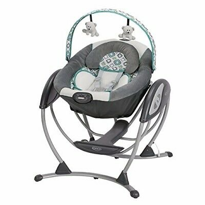 Graco Glider LX Gliding rocker Swing - Affinia LOCAL PICK UP ONLY!!!