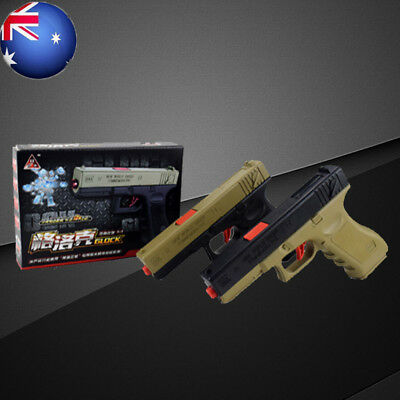 Manual Glock water ball gel blaster toy AU Fast Shipping