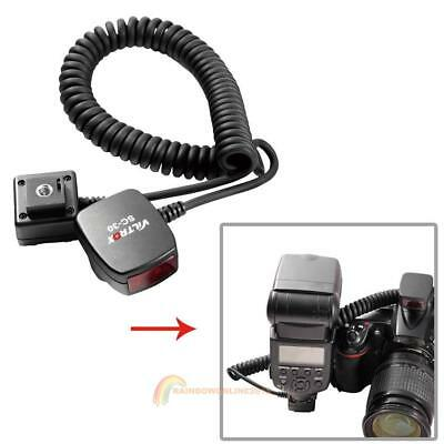 80cm TTL Sync Cords Flash Light Off Camera Focus Assist Cable for Nikon DSLR