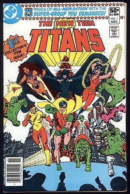 New Teen Titans #1 - Very Fine