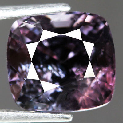 4.63Ct.glistening Aaa! Antique Facet Pink Purple Natural Spinel Tanzania