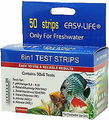 Easy Life Test Strips 6 in 1