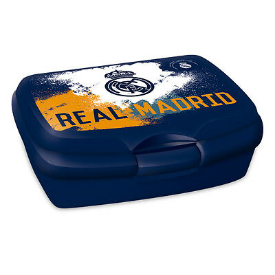 Real Madrid Brotdose Lunch Box Brot Dose Snack Pot Kinder Brotdose Madrid EDEL