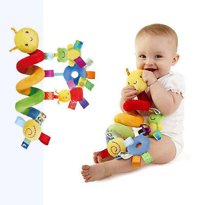 The Bed Stroller Baby Crib Rattles Mobile Revolves Around 1 PC Infant Toys