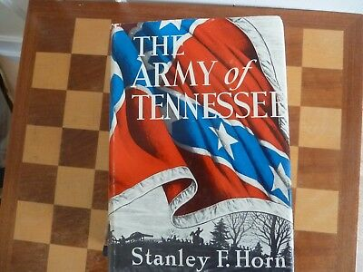 The Army of Tennessee: A Military History