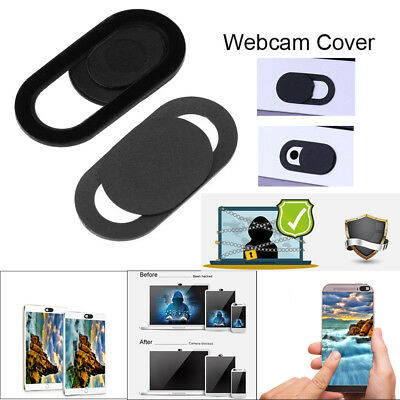 WebCam Shutter Covers Web for Laptop iPad PC Camera Secure Protect your Privacy