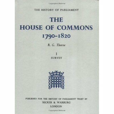 The History of Parliament: the House of Commons, 1790-1