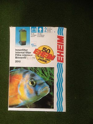 Eheim Internal Filter 2010 Brand new and boxed