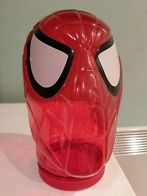 Spiderman Lolly shop display rare collectors item lollipop container