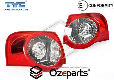 No LED For Audi A4 Avant Station Wagon 08~12 RH RHS Right Hand Tail Light Lamp