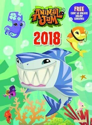 Animal Jam Annual 2018 64pp Special Book The Cheap Fast Free Post