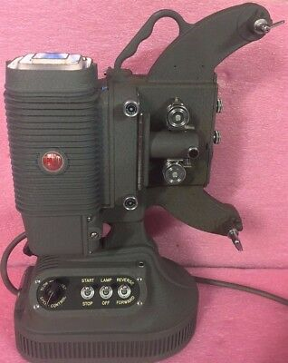 Vintage DeJur 8mm Movie Projector Model 1000