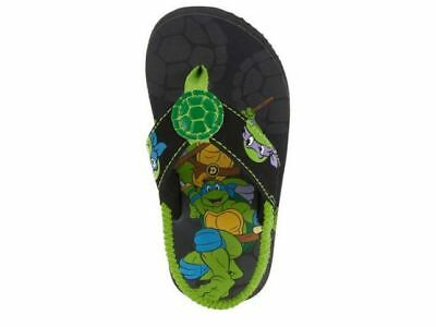 New Cars, Spiderman, Paw Patrol Toddler Boys Beach Flip Flop,Size XL 11-12