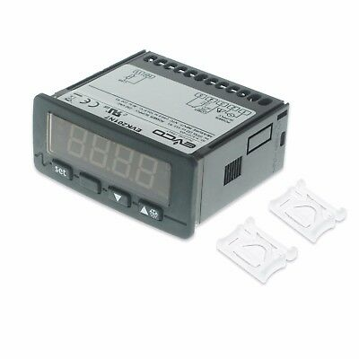 Evco Evk201N7 Digital Temperature Controller Ntc 230V Heating & Refrigeration
