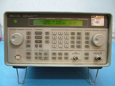 HP Agilent 8648A Signal Generator 100KHz - 1000MHz fully tested