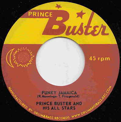 ** Prince Buster  Funky Jamaica  V Rare Begining Of The End Funky Reggae Nextcut