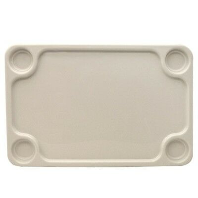 Larson Boat Table Top | White Plastic 29 7/8 x 19 3/8 x 1 7/8 Inch