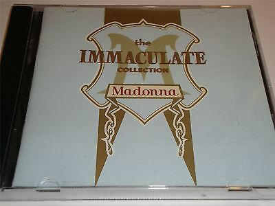 Madonna - The Immaculate Collection The Greatest Hits CD Album