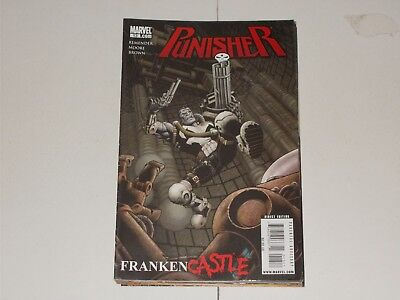 Punisher 13 (2010)Franken-Castle