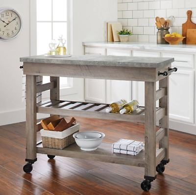 on butcher simple wheels block cart with top and stainless drop kitchen island small leaves steel