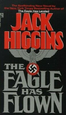 The Eagle Has Flown by Higgins, Jack Book The Cheap Fast Free Post