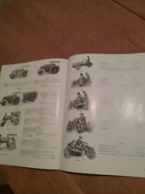 1937 Tipp & Co. Toy Catalog Tin Toy Airplane Cycle Millitary & More REPRINT