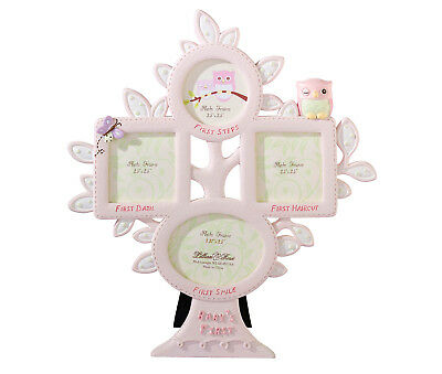 Lillian Rose Baby Pink Owl 4 Pc Gift Collection-Single Item Or Set!