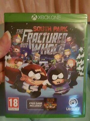 South Park The Fractured But Whole New Sealed Xbox One/xbox One X Uk Seller