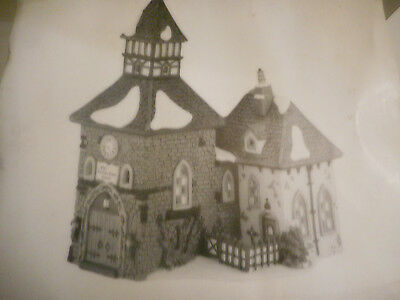 Dept. 56 Heritage Village Collection, The Olde Camden Town Church 1996