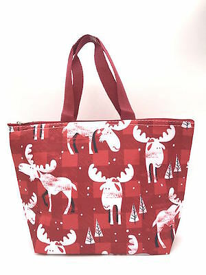 Defect Thirty one Thermal Picnic Tote storage Bag in Moosin Around 31 gift dd