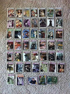 Doctor Who Cornerstone Cards