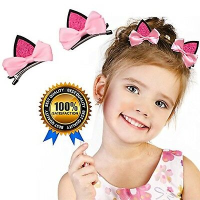 Baby Hair Bows Clip Hairbows Hairpins with Sequins Shinning Fashion Accessori...