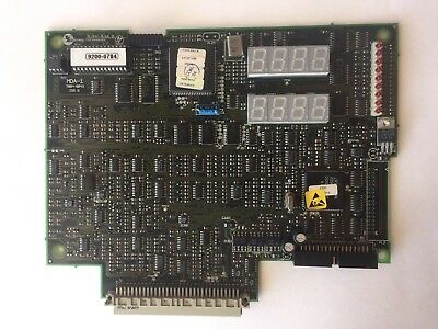 Control Techniques Mda1 9200-0784 For Mentor Ii /  Quantum Iii Dc Drive Tested