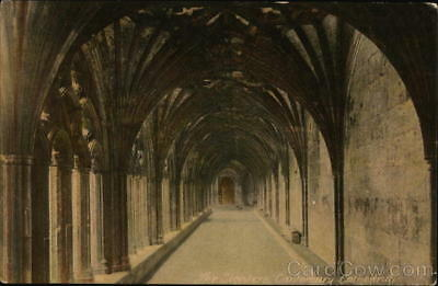 Kent England Canterbury The Cloisters,Canterbury Cathedral Postcard