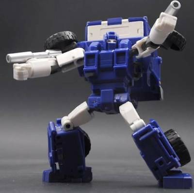 G1 Transformers-BADCUBE - OLD TIME SERIES -13 PIPER