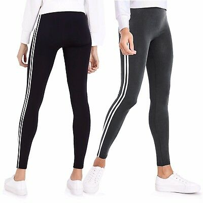 Pantaloni Donna Leggings Aderenti Stretch Pantacollant Fitness GIROGAMA 8095L