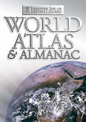 """VERY GOOD"" Insight World Atlas and Almanac (Insight World Atlases) (Insight Atl"