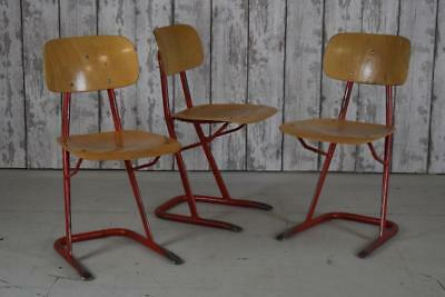Vintage Industrial Cafe Bar Restaurant Kitchen Dining Chairs (20 AVAILABLE)