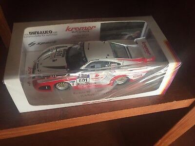 1:43 Porsche 997 K3 Kremer Racing #601 *LIMITED EDITION*