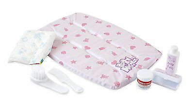 Casdon Doll Baby Changing Mat Set