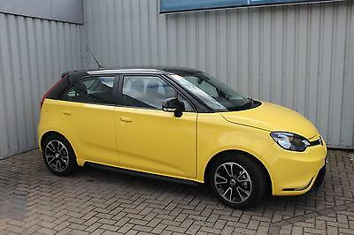 MG MG3 STYLE +  Top spec model with leather seats