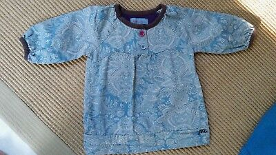 Joules Baby Girl Dress Tunic Mini Boden Baby Cardigan 12-18 Months