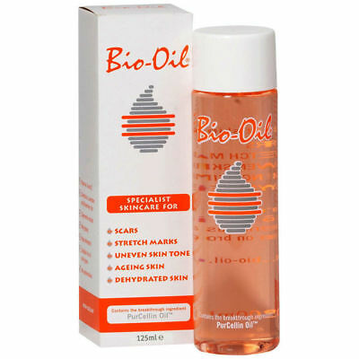 Bio-Oil Specialist Skincare With Purcellin Oil For Scars Stretch Marks - 125Ml